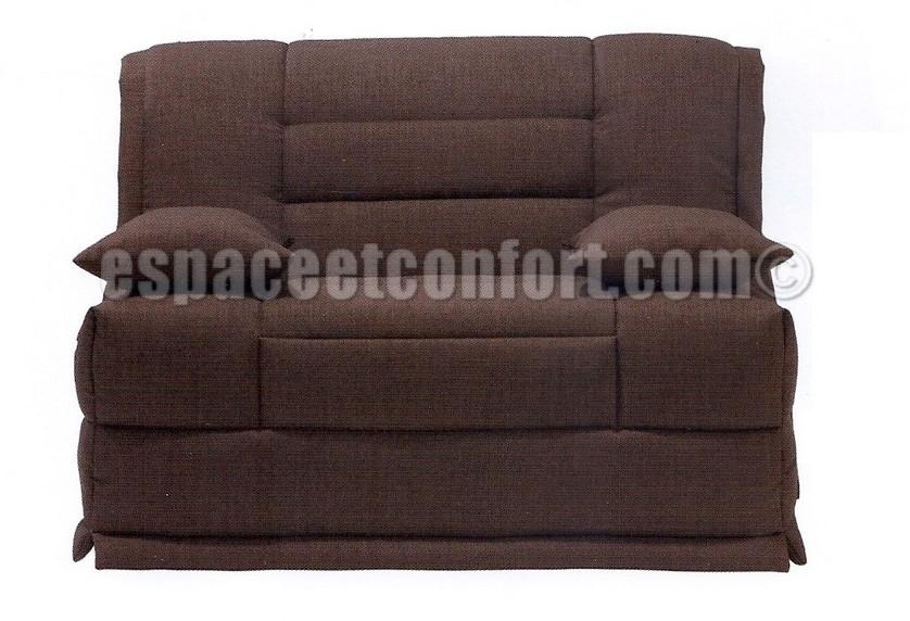 banquette bz macapa couchage en 120x200 cm. Black Bedroom Furniture Sets. Home Design Ideas
