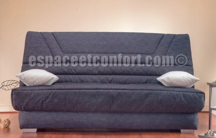 Banquette clic clac bari - Clic clac confortable ...