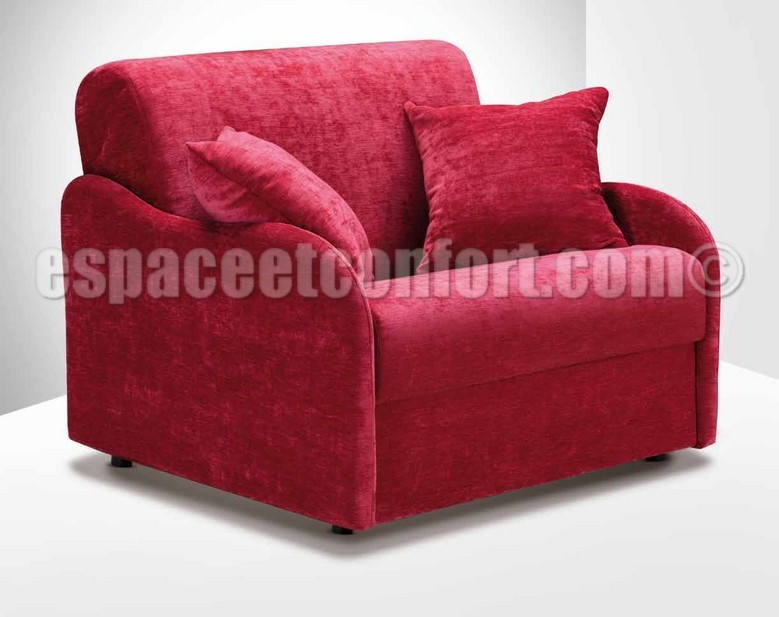 fauteuil lit 1 personne rapido fauteuil lit rapido pietro. Black Bedroom Furniture Sets. Home Design Ideas