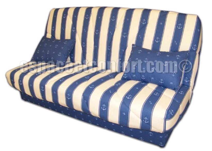 Banquette clic clac fun - Les meilleurs canapes lits ...