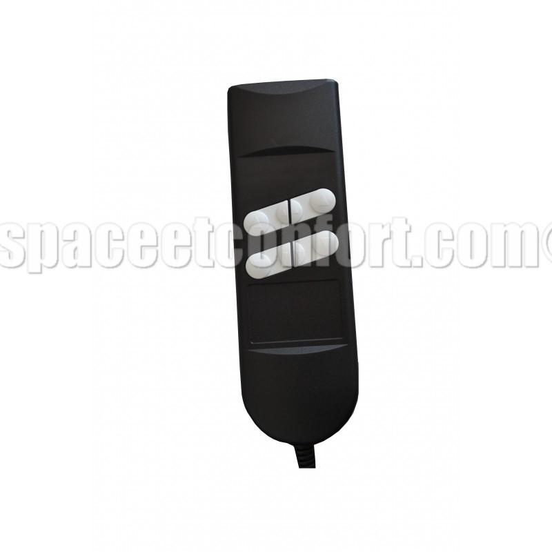 T l commande filaire 6 boutons pour moteur lectrique okimat - Moteur lit electrique en panne ...