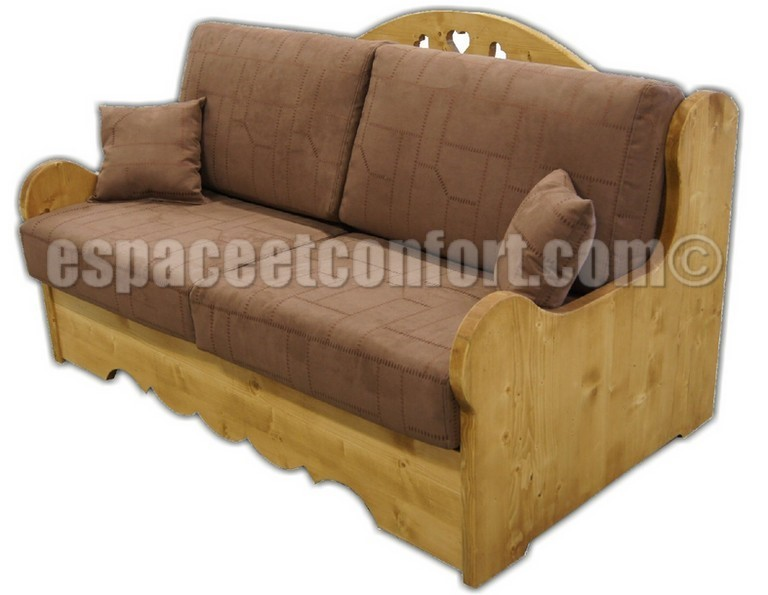 canap lit rapide montana. Black Bedroom Furniture Sets. Home Design Ideas