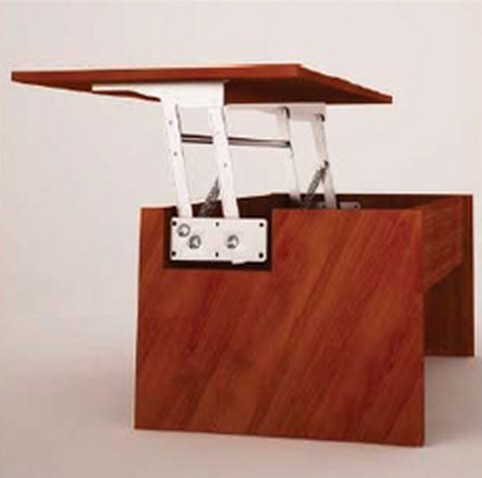 paire de m canisme pour table basse relevable. Black Bedroom Furniture Sets. Home Design Ideas