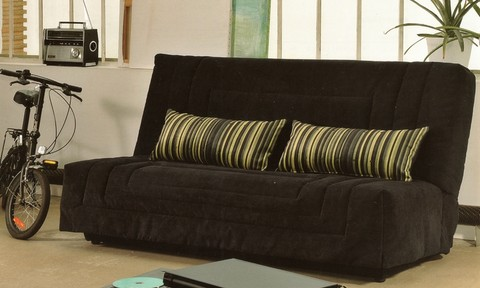 banquette clic-clac bing diva france, banquette clic-clac bing matelas simmons