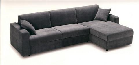 canap lit rapide d 39 angle revo microfibre. Black Bedroom Furniture Sets. Home Design Ideas