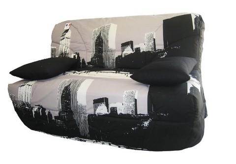 housse pour banquette bz. Black Bedroom Furniture Sets. Home Design Ideas