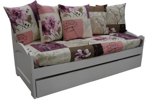 banquette lit sold. Black Bedroom Furniture Sets. Home Design Ideas