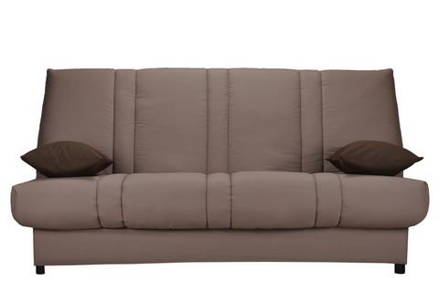 pack de rhabillage pour clic clac en 130x190 cm tissu taupe 586. Black Bedroom Furniture Sets. Home Design Ideas