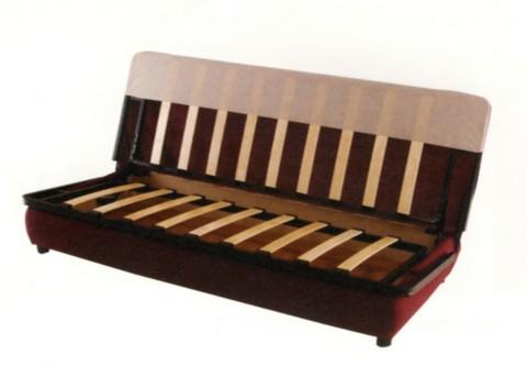 banquette clic clac saigon. Black Bedroom Furniture Sets. Home Design Ideas